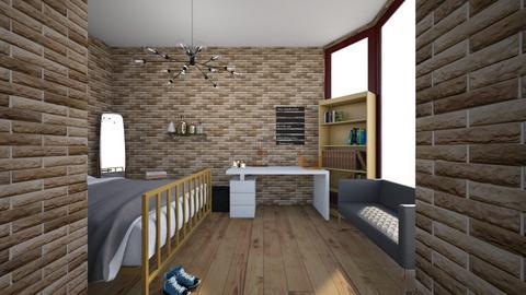 Yes - Bedroom  - by Xxblue_romanxX