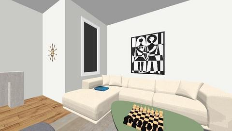 Jebara - Living room - by rlb