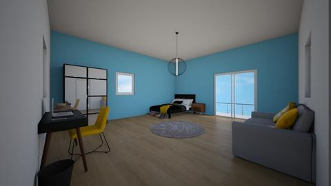 Teen room for itssavannah - Bedroom  - by KathyScott
