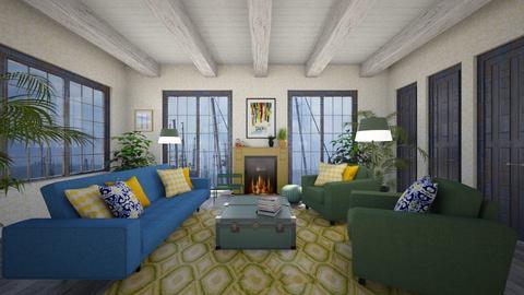 Living Room - Living room - by amyskouson