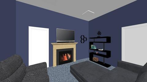 green room - Living room  - by edmja21