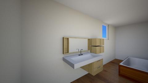 India style - Bathroom  - by gabrielasiemiaszko