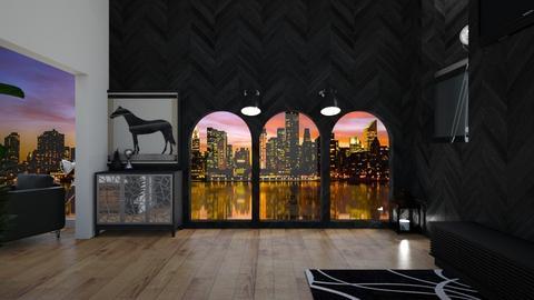 nyc - Living room  - by Brady90