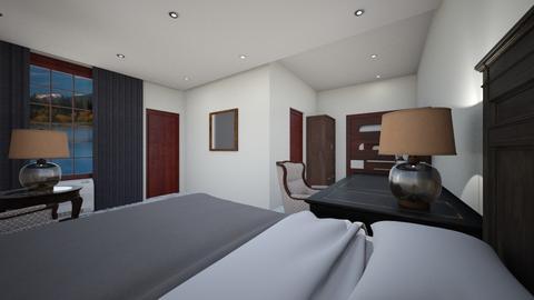 Family Resort Room 3 - Bedroom  - by SammyJPili