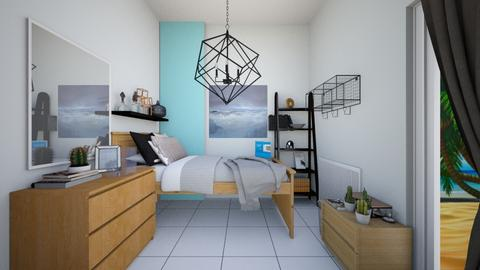 architecturer - Bedroom - by remani22
