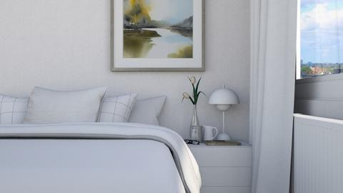 Natural - Minimal - Bedroom  - by HenkRetro1960