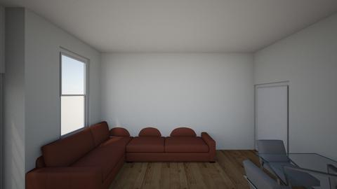 wohnzimmer - Living room  - by steral