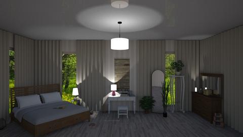 Citizen OAK - Modern - Bedroom  - by Sue Bonstra