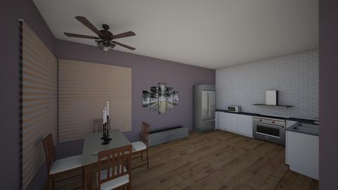 kitchen design - Kitchen  - by Nathan Birdsong