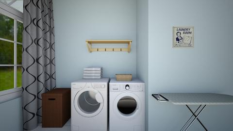 Laundry room - by BlobbyFish