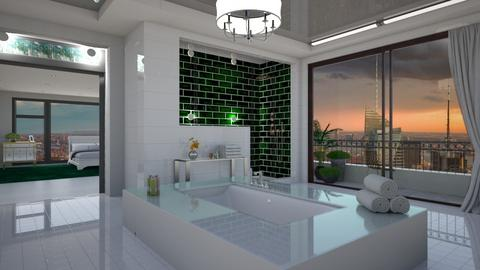 RRover - Bathroom  - by yonvie
