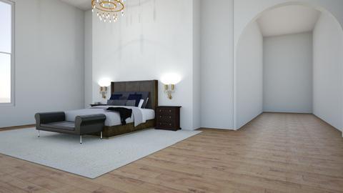 Wayne bedroom - Bedroom - by MarvelGlimmer