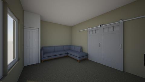 Media Room 1 - Classic - Living room - by sxwray