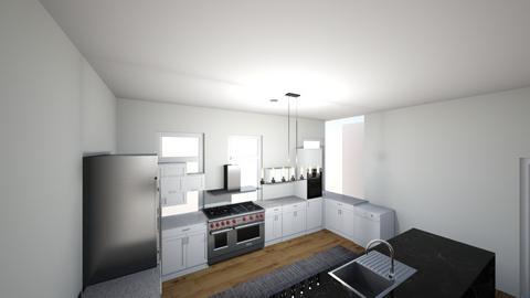 c - Kitchen  - by levissa