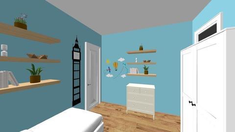 Habita113 - Kids room - by yo1974