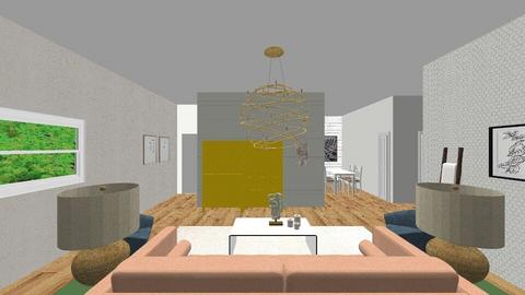 client house - Living room  - by Elizabeth is cool