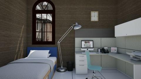 Working room - Minimal - Bedroom  - by fifi sefriyani