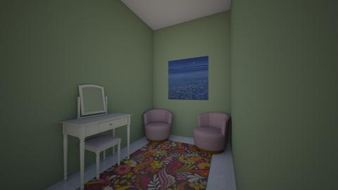 Funky Bathroom - Bathroom  - by shelbykue12