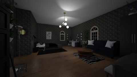 room  - Bedroom  - by mariajosefernanda