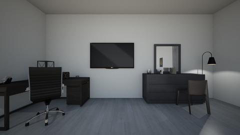 bedroom - Bedroom  - by MariaCarmona