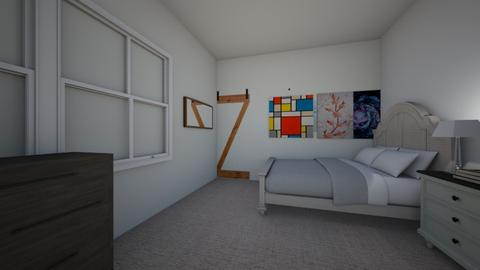 charles  - Bedroom  - by xchristx2006