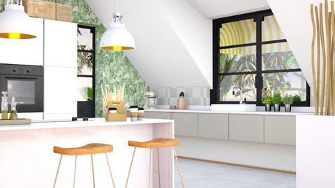 REMIX_Ocean Inspired - Kitchen  - by hauser