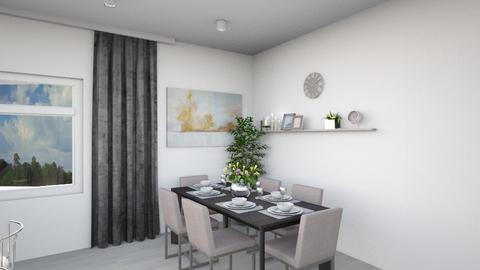 my1 - Modern - Kitchen - by Taneeech