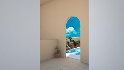 Mediterran - Garden - by Laurika