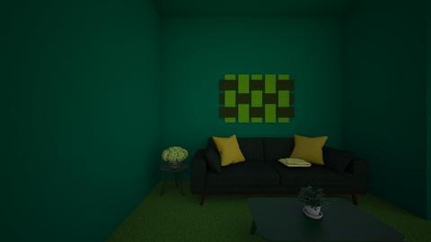 Green room - Living room  - by jaylynmoose