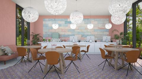 restaurant - Modern - Dining room  - by Marlisa Jansen