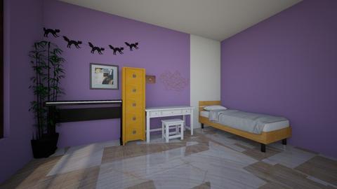 vroom - Bedroom  - by vvviii