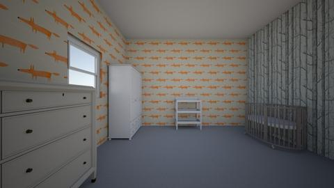 baby room - Kids room  - by hopebrooks