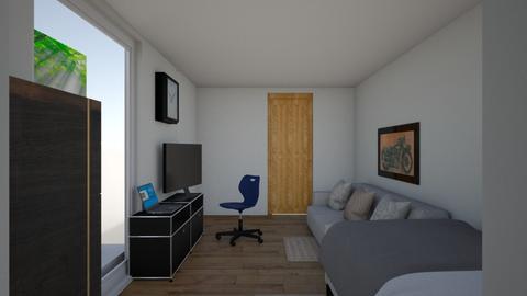 01 - Minimal - Bedroom  - by Lusvinga