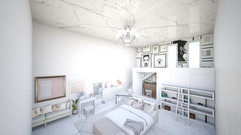 Girl Bedroom - Glamour - Bedroom  - by Lulu12345678910