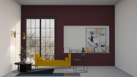 hana - Minimal - Living room  - by ilana0110