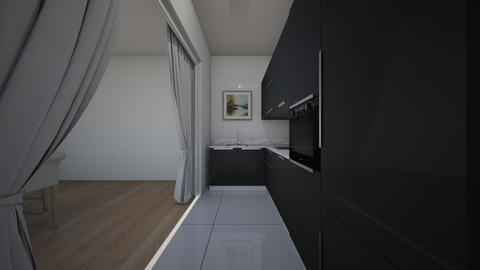 mini - Kitchen  - by Architectdreams