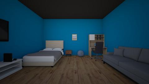 elie_ferlandine - Classic - Bedroom  - by maxim ferland