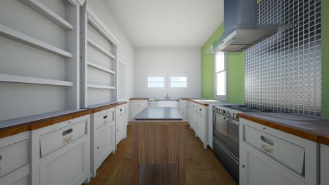Kitchen addition - Classic - by Bridgemoof