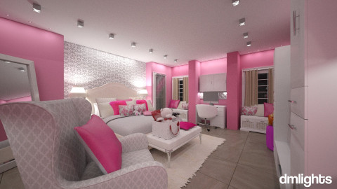 Avery Snow Room - Kids room  - by DMLights-user-1186190