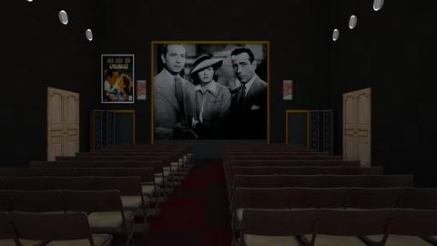 Casablanca Cinema - by ilikalle