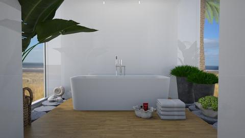 Island vibes - Bathroom  - by Thrud45