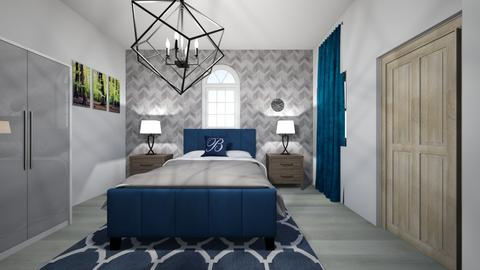 Elias Blumrath - Modern - Bedroom - by Cvms