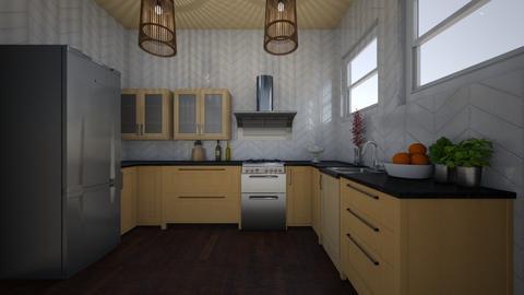 kitchen 56 - Kitchen - by GeGe Kanthip