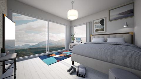 grace  - Modern - Bedroom  - by Mesimumm