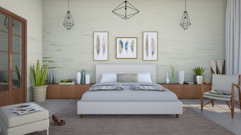 M_B - Bedroom  - by milyca8