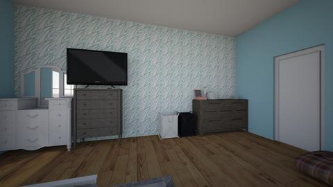 Upper Floor - Modern - by Oaklz6503