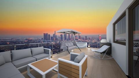 California - Minimal - Living room  - by agnieszka_giez