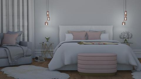 Softly - Bedroom  - by Thrud45