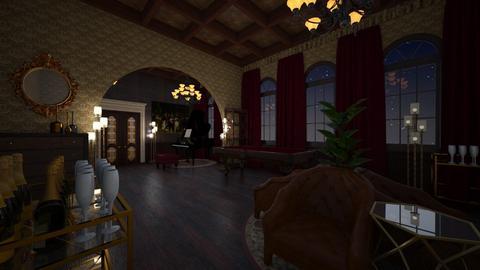 20s lounge - Retro - by kristianvalchev