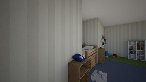 comfort room  - Bedroom  - by batzyns